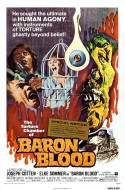 POSTER - BARON BLOOD