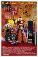 POSTER - CLASS OF NUKE'EM HIGH