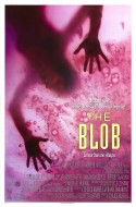 POSTER - THE BLOB (1988)