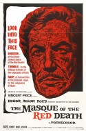 POSTER - THE MASQUE OF THE RED DEATH