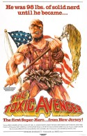 POSTER - THE TOXIC AVENGER (2)