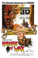 POSTER - HOUSE OF WAX (5)