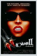 POSTER - HOWLING II