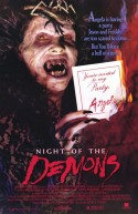 POSTER - NIGHT OF THE DEMONS