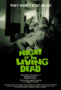 POSTER - NIGHT OF THE LIVING DEAD (silverferox)