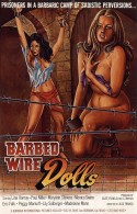 POSTER - BARBED WIRE DOLLS
