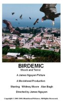 POSTER - BIRDEMIC SHOCK AND TERROR