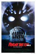 POSTER - FRIDAY THE 13TH PART VI - JASON LIVES