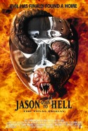 POSTER - JASON GOES TO HELL