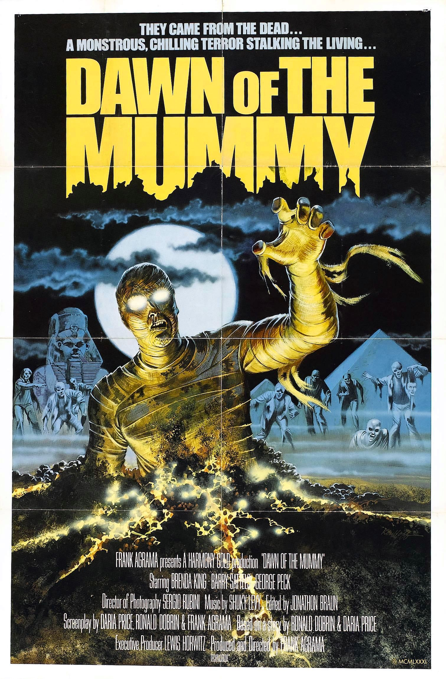 POSTER - DAWN OF THE MUMMY.JPG