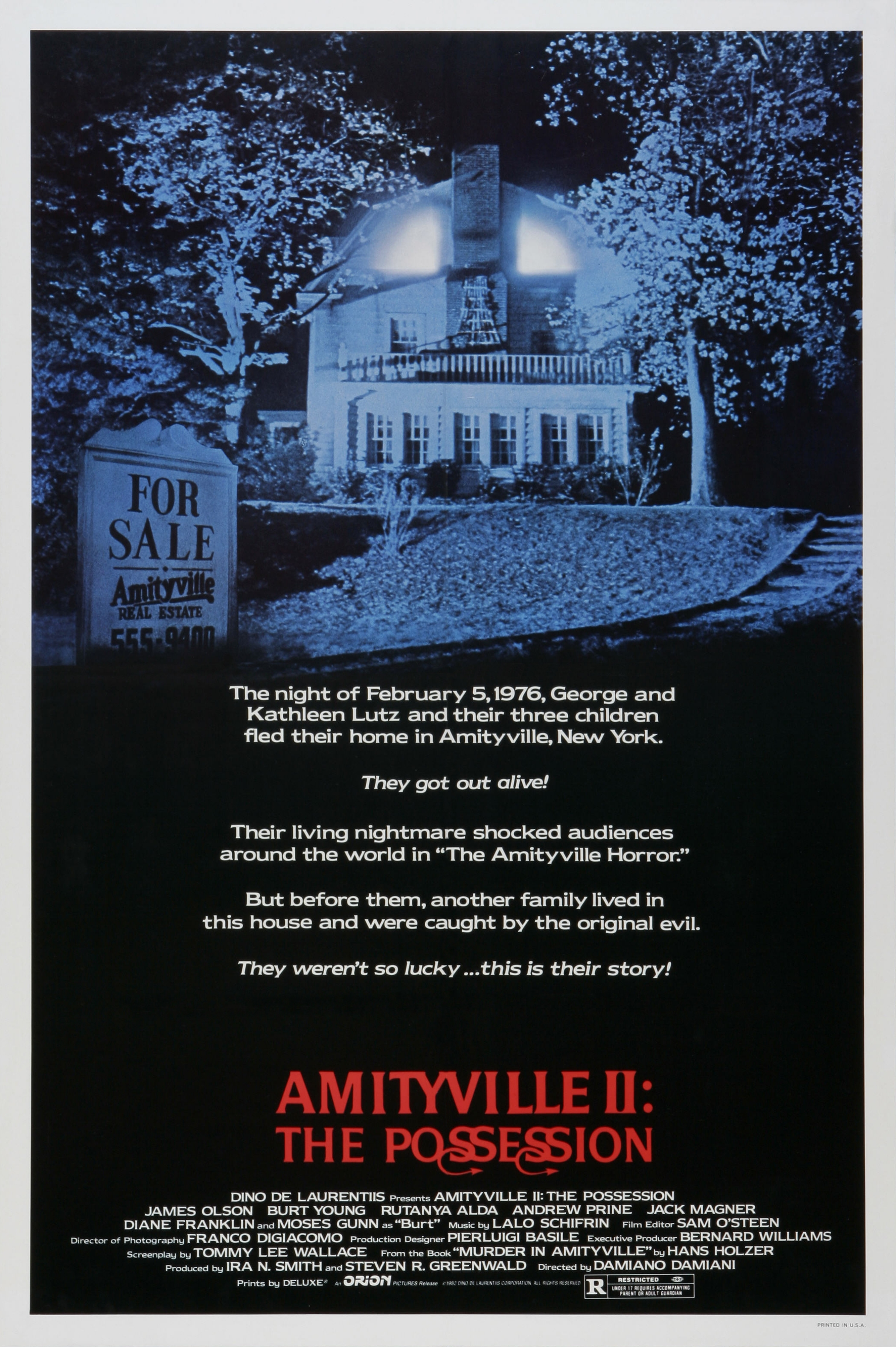 POSTER - AMITYVILL II THE POSSESSION.JPG