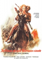 POSTER - BATTLE OF THE AMAZONS (GERMAN).JPG